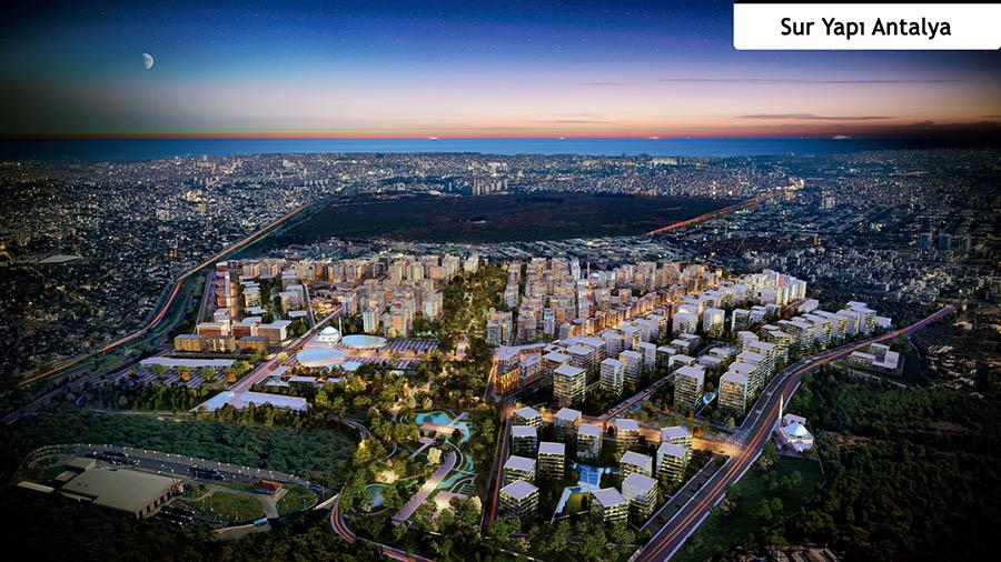 Antalya dünya turizminin cazibe merkezi olmaya devam ediyor...
