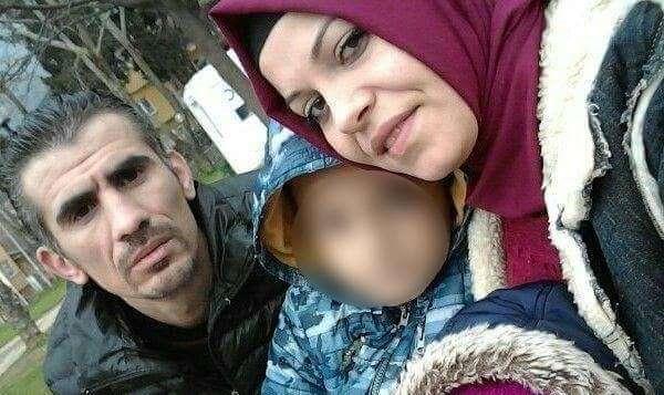 Kendisini bıçaklayan kocasını o affetti ama mahkeme affetmedi
