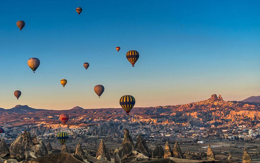 9 gün olan bayram tatili için Türkiye'de az bilinen 15 tatil rotası