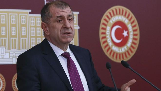 İYİ Parti İstanbul milletvekili Ümit Özdağ partisinden ihraç edildi...