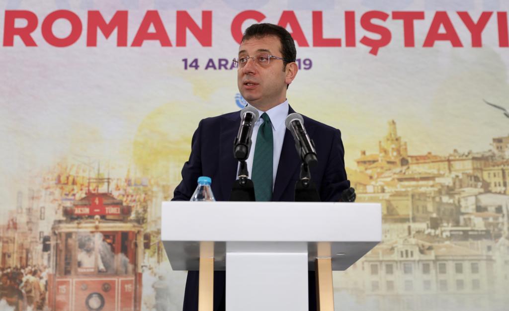 """BAŞKAN İMAMOĞLU: """"İSTANBUL'DA, SOSYAL YARDIM YAPMAK ZORUNDA KALDIĞIMIZ TEK BİR VATANDAŞIMIZ OLMASIN İSTERİM""""..."""
