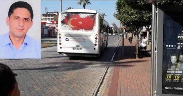 TRAFİK MAGANDALARI BU SEFER DE ALANYA DA ORTAYA ÇIKTI...