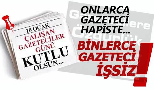 ALANYA'DA Kİ SİYASİLERDEN GAZETECİLERE MESAJ...