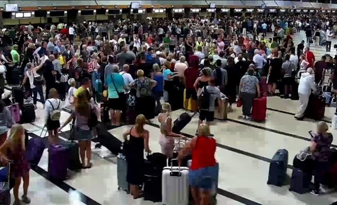 13 bin THOMAS COOK yolcusu ülkesine sorunsuz döndü...