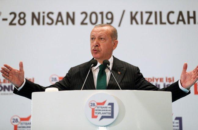 Erdoğan'dan Kılıçdaroğlu'na çok sert sözler: Sen istismara gittin, şehit için değil