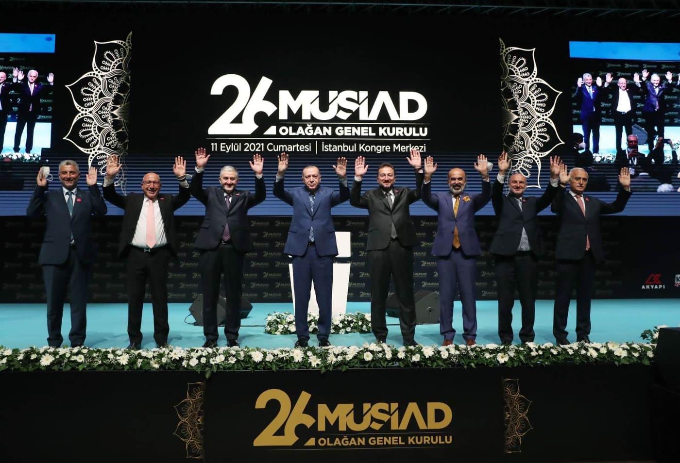 MÜSİAD'IN YENİ GENEL BAŞKANI BELLİ OLDU...