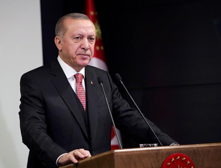 Cumhurbaşkanı Erdoğan: 'Biz Bize Yeteriz Türkiyem' kampanyasını başlatıyoruz...