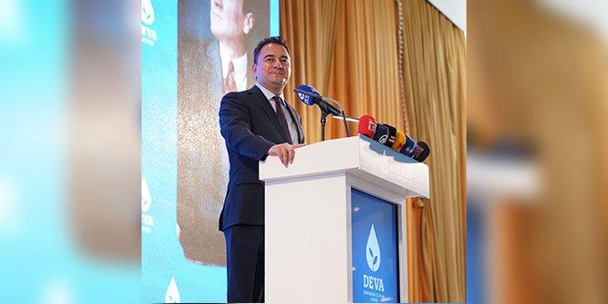 """Babacan: """"Suçu Merkez Bankası Başkanı'na yıkarak sorumluluktan kurtulamazsınız""""..."""