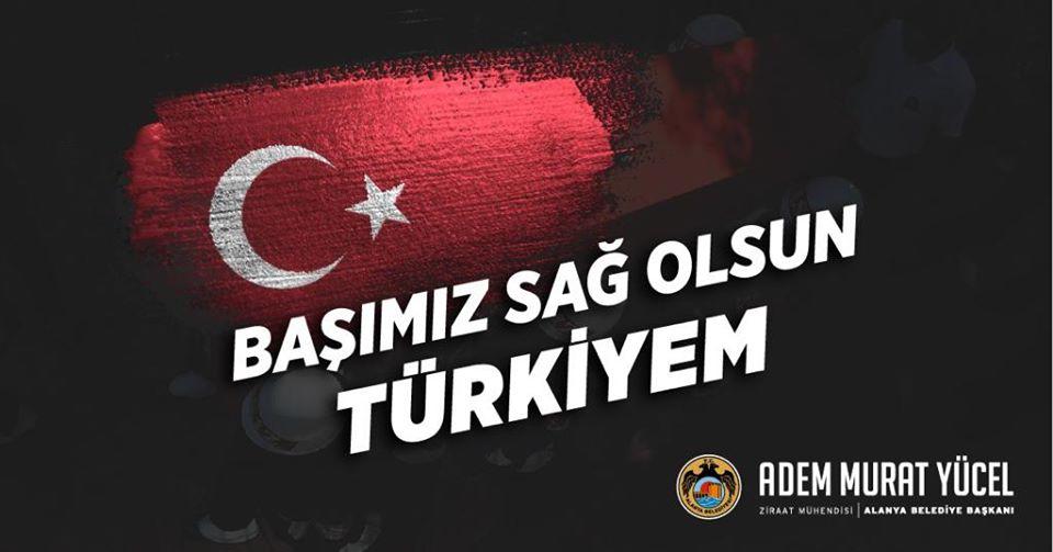 BAŞKAN ADEM MURAT YÜCEL BİRLİK MESAJI VERDİ...