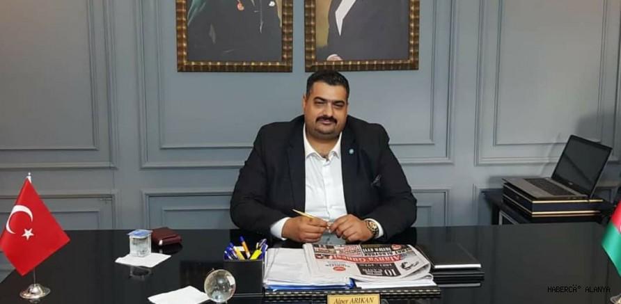 "BAŞKAN ARIKAN;""LEBALEB VİRÜSÜN SEBEBİ AKP KONGRELERİ""..."