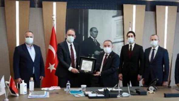 Antalya ve İstanbul Büyükşehir Belediyeleri arasında işbirliği...