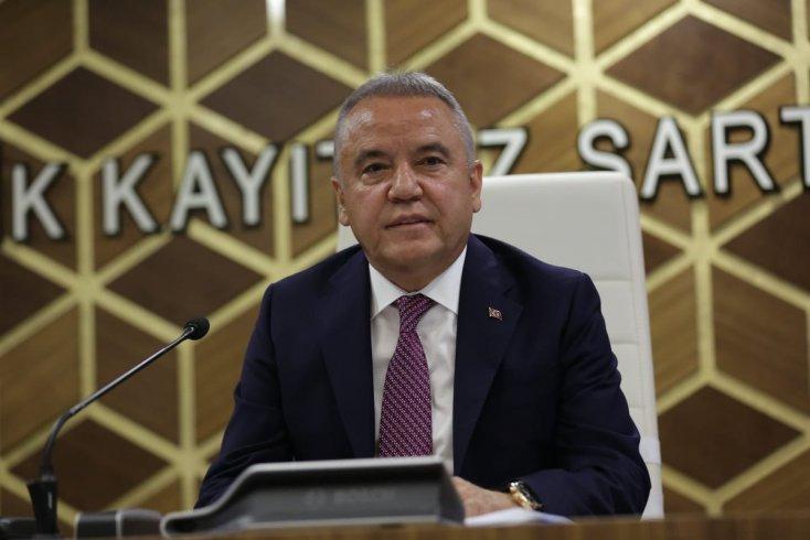 Büyükşehir Belediye Meclisi 106 gündem maddesi ile toplandı...
