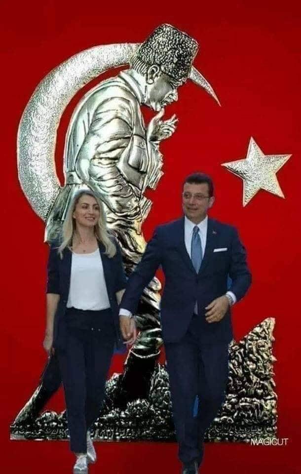Ekrem İmamoğlu teşekkür konuşmasında Erdoğan'a seslendi...
