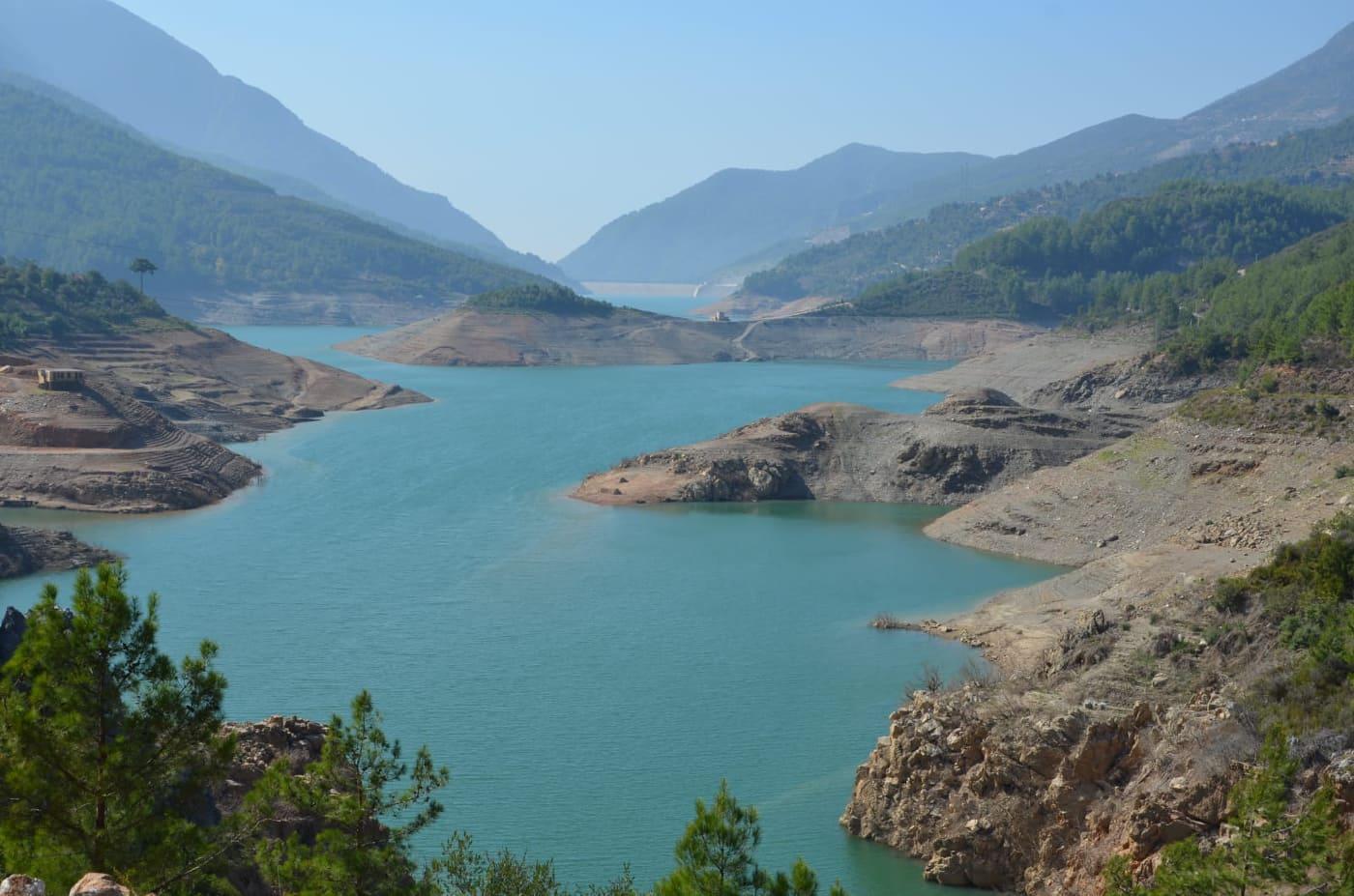 Alanya Dim Barajı İçme Suyu Projesi  ASAT Öncülüğünde Hayata Geçiyor...