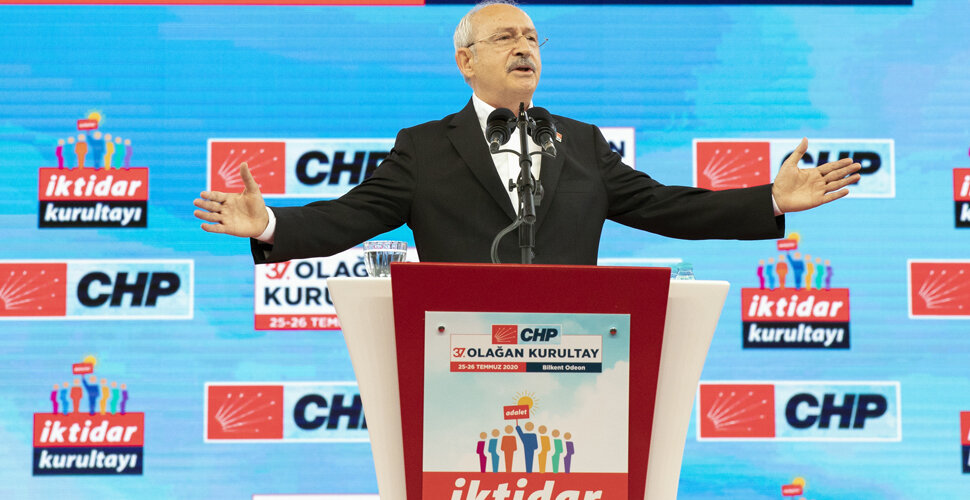37.CHP KURULTAYINDA KILIÇDAROĞLU MANİFESTOSU...
