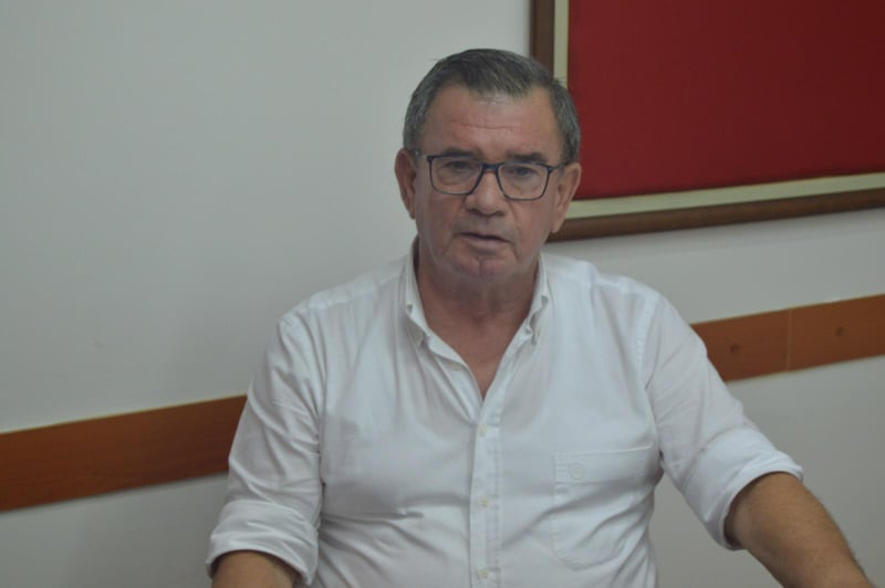 CHP ALANYA İLÇE BAŞKANLIĞINDA MASKELİ TOPLANTI...