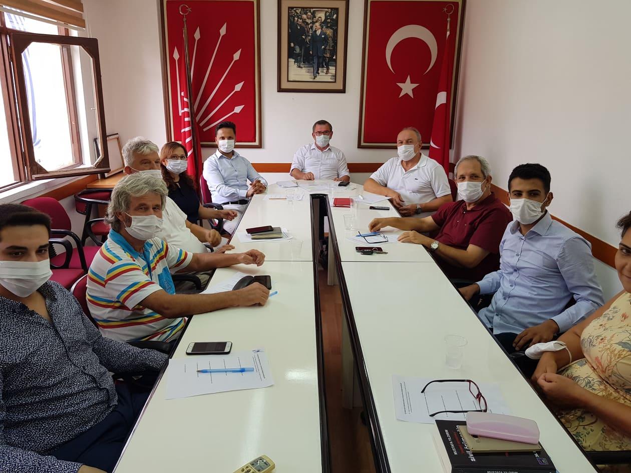 """BAŞKAN KARADAĞ'DA MÜJDEYİ VERDİ: """"BAŞKAN BÖCEK İYİLEŞİYOR""""..."""