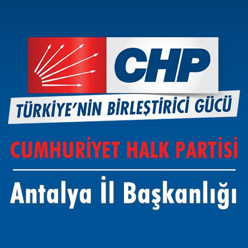 CHP ANTALYA İL BAŞKANLIĞI GÖREV DAĞILIMI YAPTI...