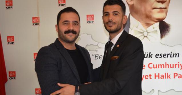 CHP Gençlik de  Birkan Ceylan görevi devraldı...