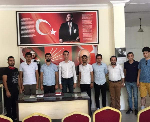 Alanya CHP'li gençlerden Gazipaşa Çıkarması...