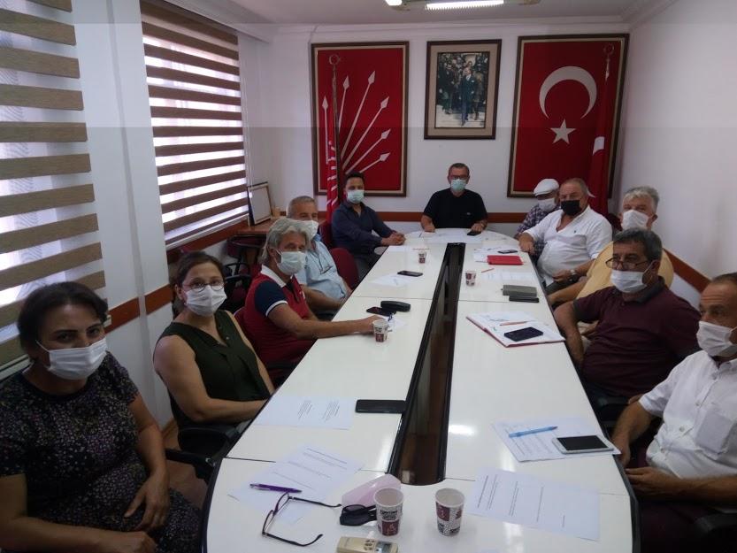 """BAŞKAN KARADAĞ'DAN ÜMİTLİ HABER;""""BÖCEK İYİLEŞİYOR""""..."""