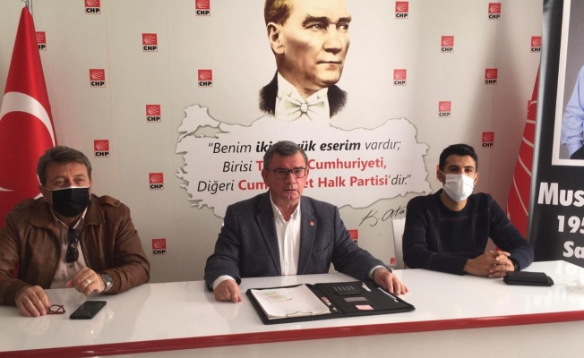 """BAŞKAN COŞKUN KARADAĞ:"""" TARIM PLANLI YAPILIRSA ZARAR GÖRMEZ""""..."""