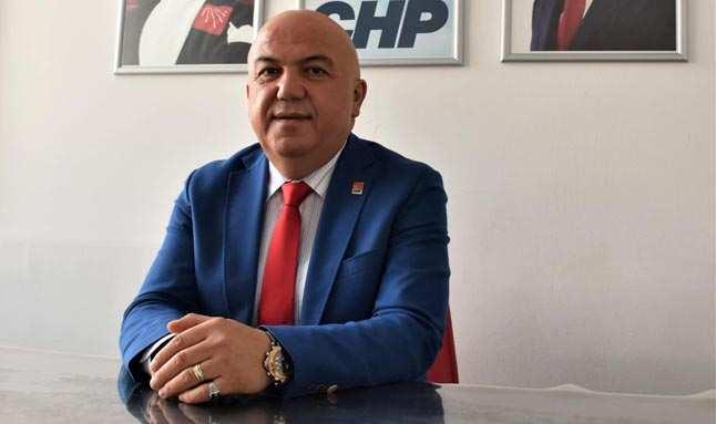 YENİ CHP ANTALYA İL BAŞKANI SEÇİLDİ...
