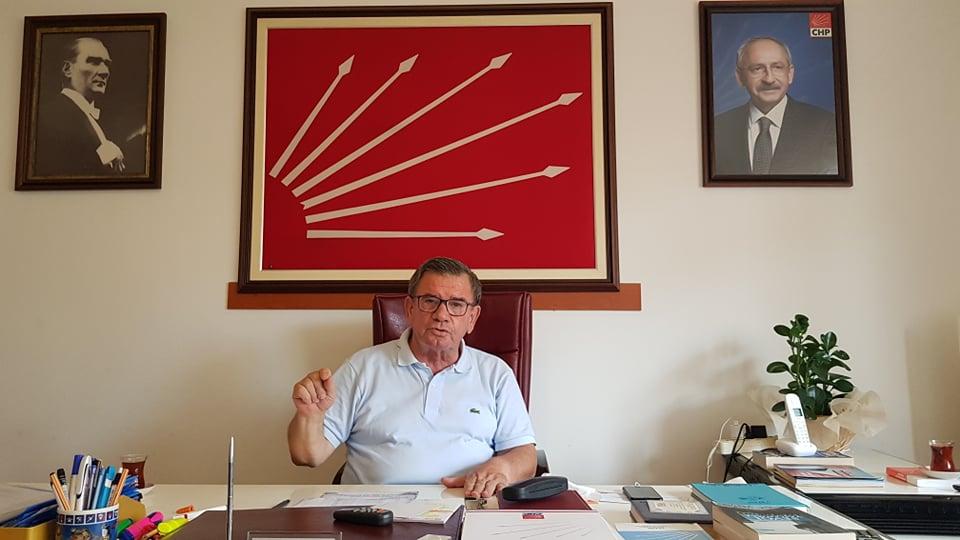 CHP ALANYA İLÇE BAŞKANLIĞINDA Kİ TOPLANTI DA KONULAR HARMANLANDI...