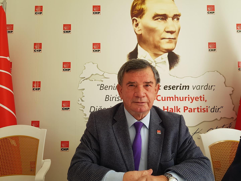 """BAŞKAN KARADAĞ:""""CHP İKTİDARINDA HİÇ BİR ÇOCUK YATAĞA AÇ GİRMEYECEK""""..."""