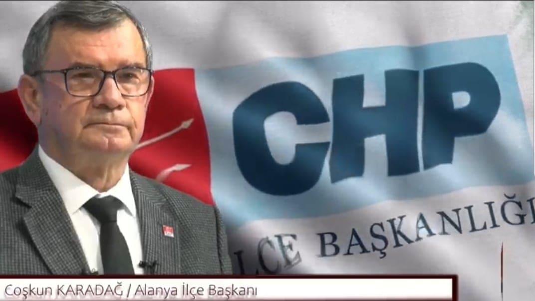"""BAŞKAN KARADAĞ: """"KADINLARIMIZ VİTRİN SÜSÜ DEĞİL, BAŞIMIZIN TACIDIR""""..."""