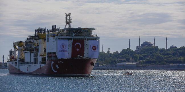 Cumhurbaşkanı Erdoğan: 320 milyar metreküp doğal gaz rezervi keşfettik...