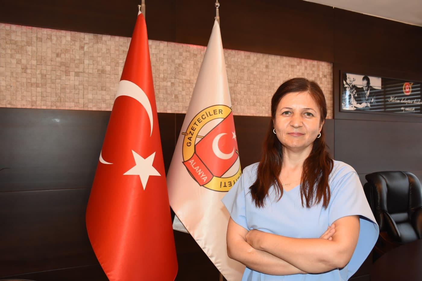AKDENİZLİ GAZETECİLER ALANYA'DA BULUŞUYOR...