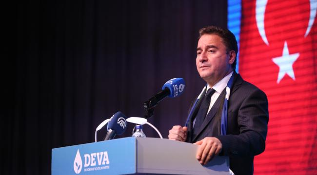 Babacan: 'Salgının bu noktaya gelmesinin sorumlusu Saray yönetimidir'...