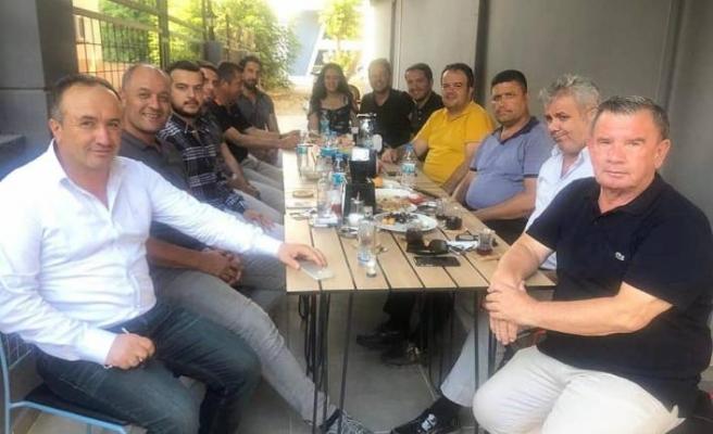 İYİ PARTİ-- CHP , ALANYA DA EL ELE...