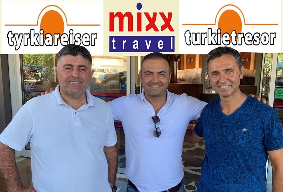 Yeni tur operatörleri ile Mixx Travel gücüne güç kattı...