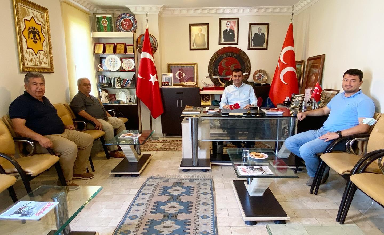 MHP ALANYA TEŞKİLATI ÜNİVERSİTELİ ÖĞRENCİLER İÇİN TOPLANDI...