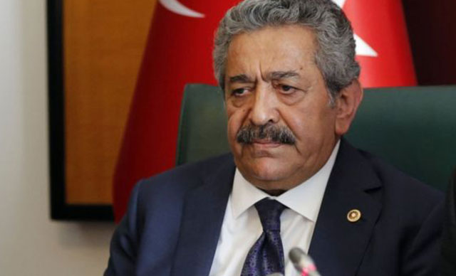 MHP'Lİ VEKİL CORONAVİRÜS NEDENİYLE HASTANEYE KALDIRILDI...