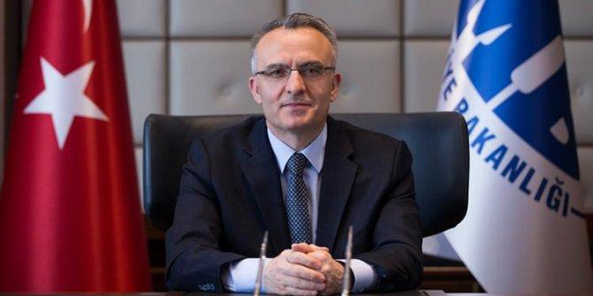 Cumhurbaşkanı Kararı ile Hazine ve Maliye Bakanlığı görevine Lütfi Elvan atandı...