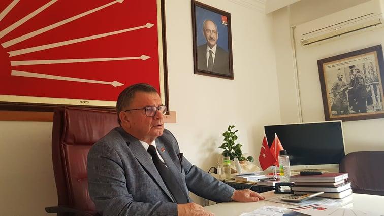 CHP ALANYA İLÇE TEŞKİLATI DAYANIŞMA YEMEĞİ DÜZENLİYOR...