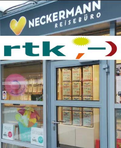 NECKERMANN'IN 700 ACENTESİNİ RTK ALDI...