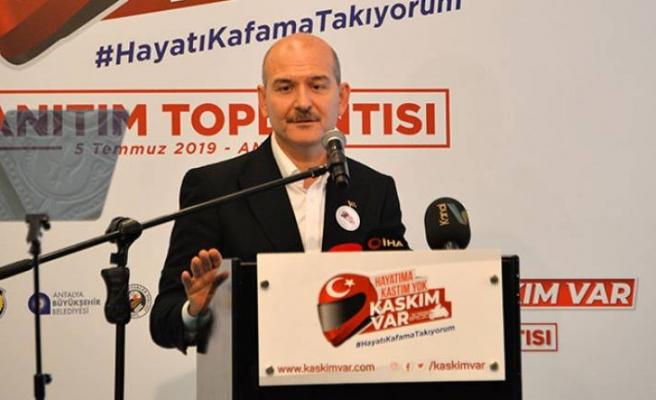 'Hayatıma Kastım yok, Kaskım Var'...