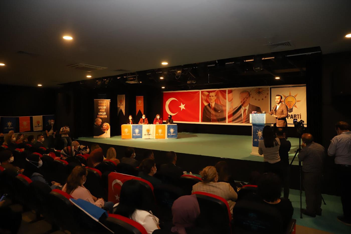 Toklu'dan Başkan Güvenç ve yeni yönetimine tebrik...