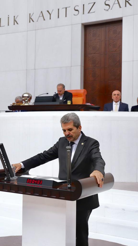 İYİ PARTİLİ VEKİL,KAPADOKYA'NIN GELECEĞİNİ SORDU...