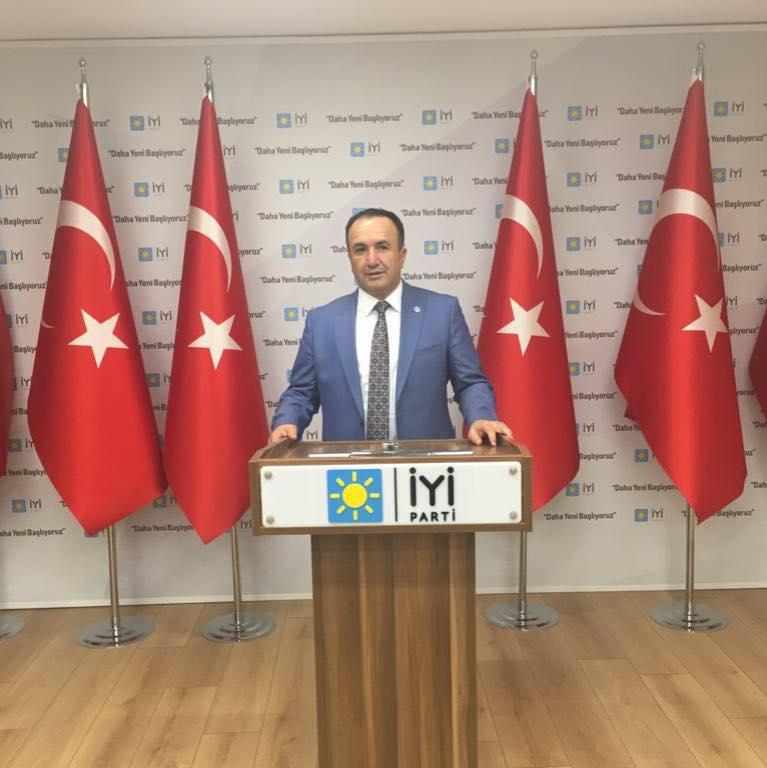 ALANYA İYİ PARTİ DELEGE SEÇİMLERİ 19 TEMMUZ 2020 OLARAK AÇIKLANDI...
