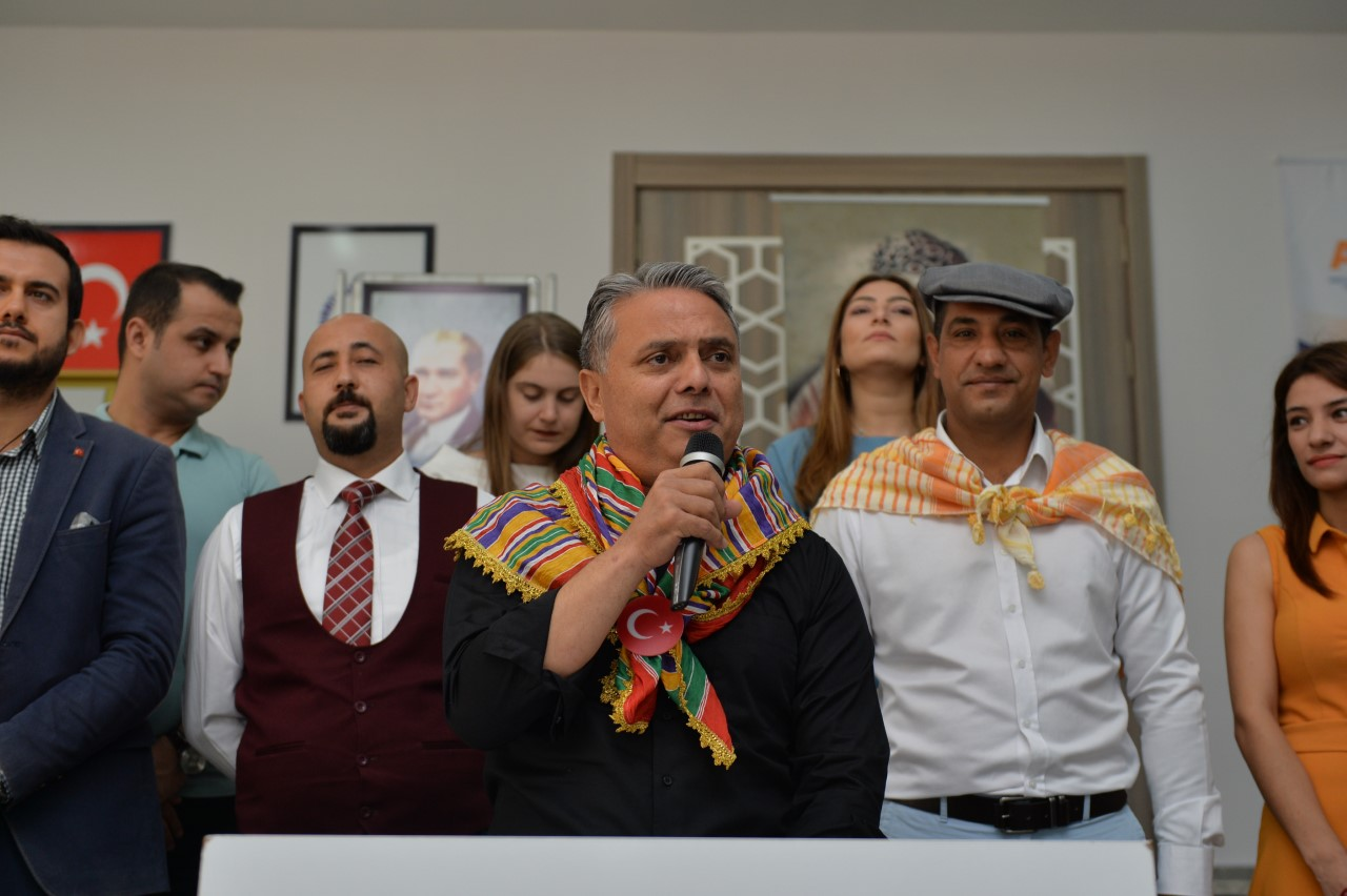 """Başkan Uysal, """"Yörük kültürü nostaljide kalmamalı""""..."""
