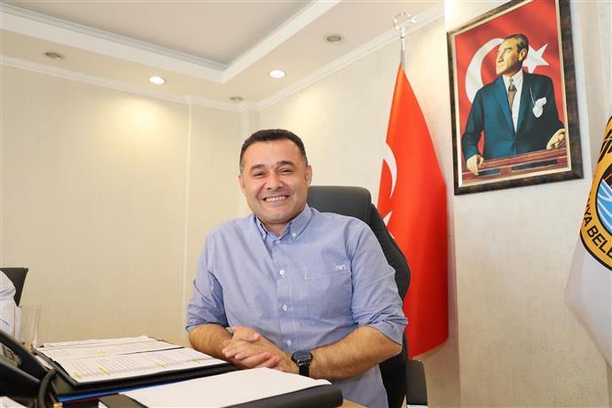 BAŞKAN ADEM MURAT  YÜCEL'DEN KURBAN BAYRAMI MESAJI...