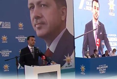 AK PARTİ ALANYA TEŞKİLATI KONGRESİNİ TAMAMLADI...
