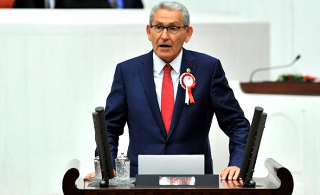 CHP'Lİ VEKİL HAYATINI KAYBETTİ...