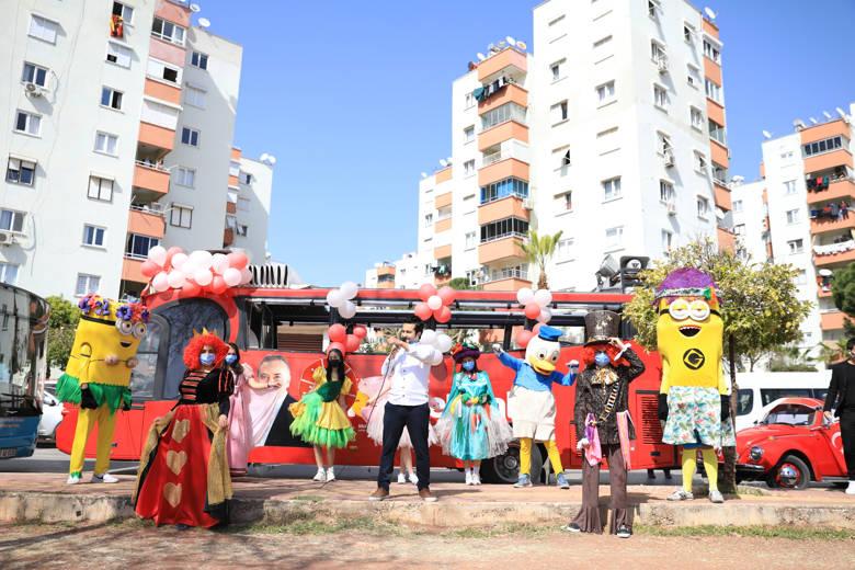 Büyükşehir'den renkli Nevruz kutlaması...