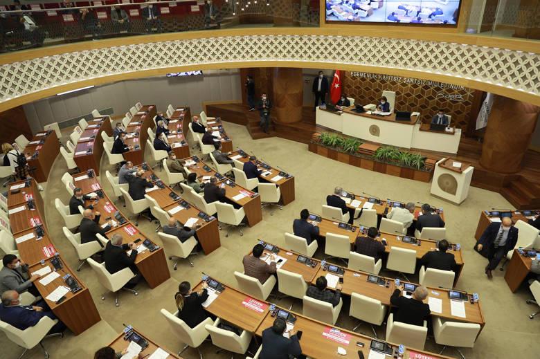 Büyükşehir Belediyesi Ocak ayı devam meclisi dün tamamlandı...